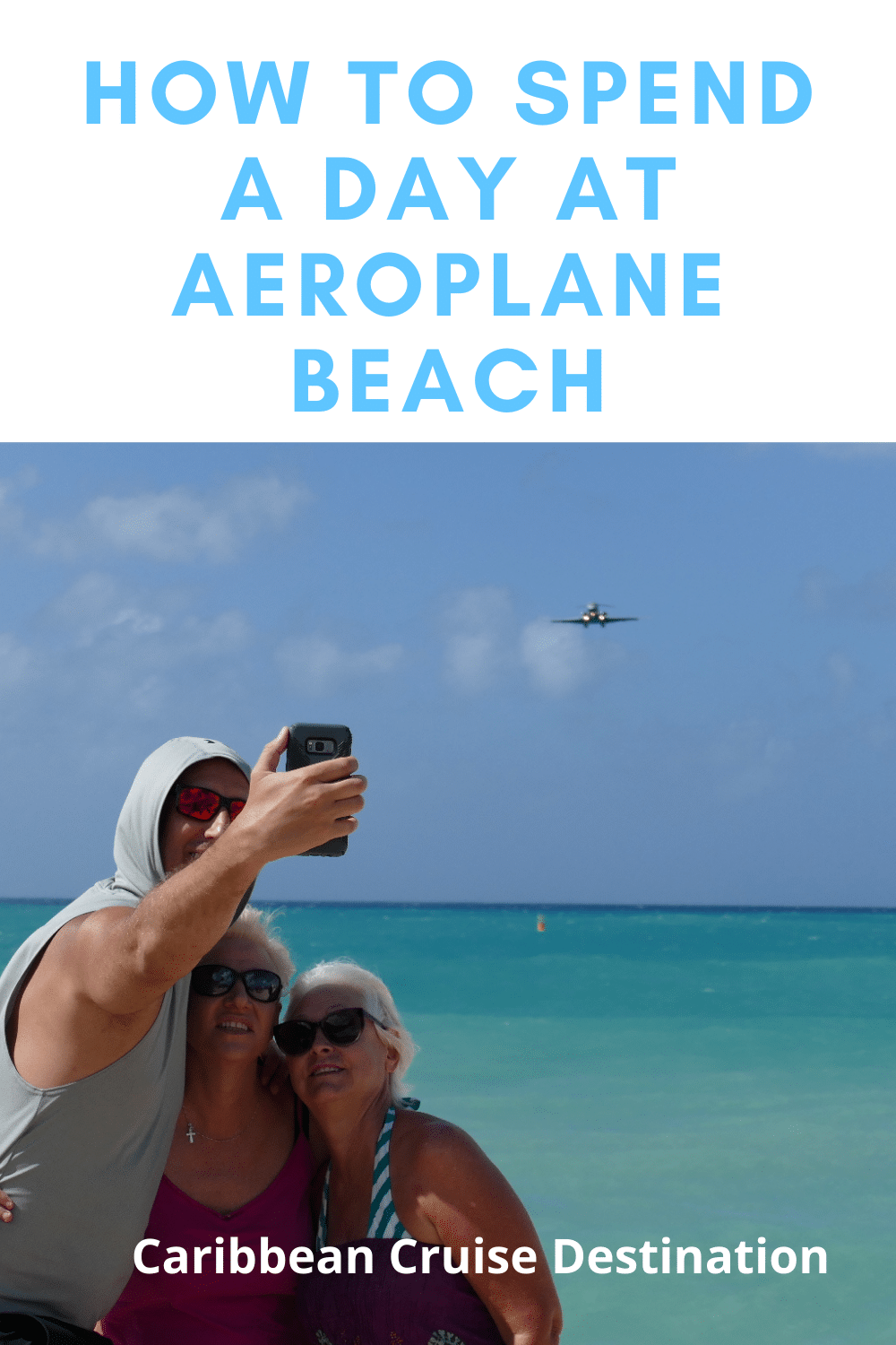Maho Beach in St Maarten is a fun place to watch the aeroplanes take off and land right above your head! Here are top tips for visiting.