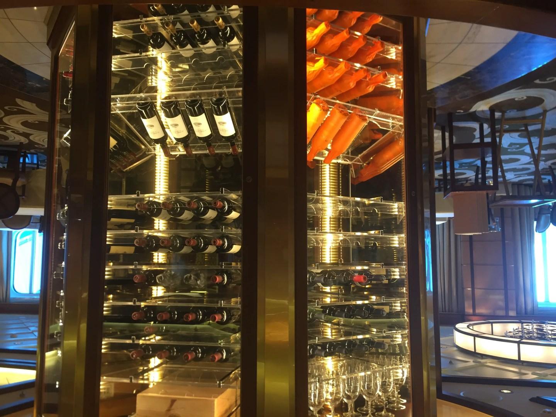 Sabatini's Trattoria menu wine selection