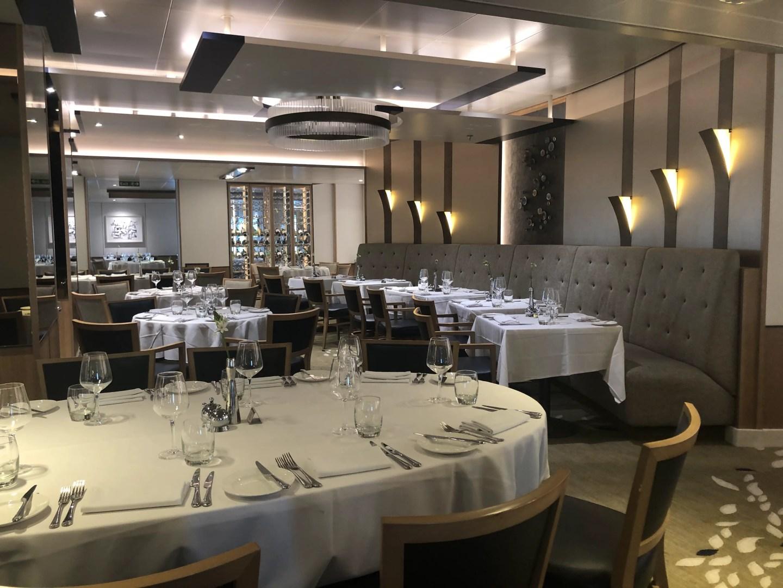 P&O Britannia Meridian Restaurant