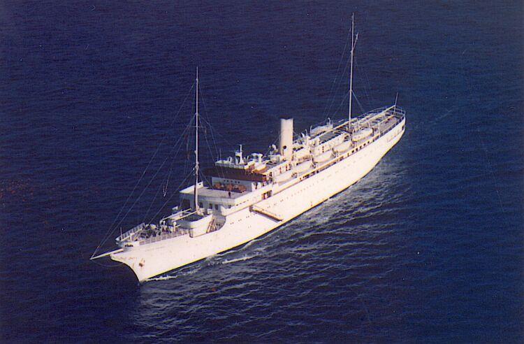 Clipper Line Mv Stella Polaris Cruise History Yacht