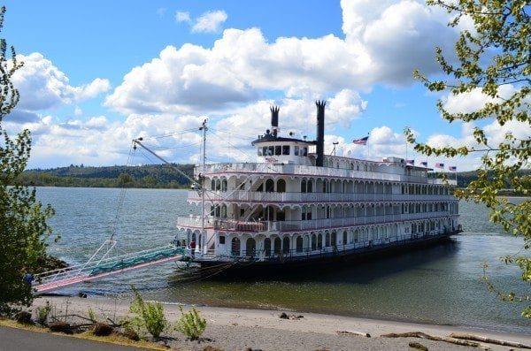 Columbia American River Lines Cruise