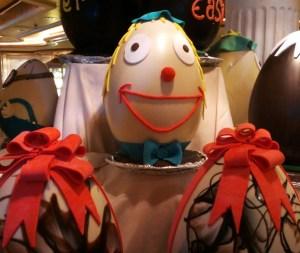 Easter at Sea: Crown Princess