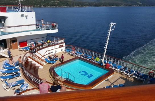 Leaving Ketchikan - cruisemood