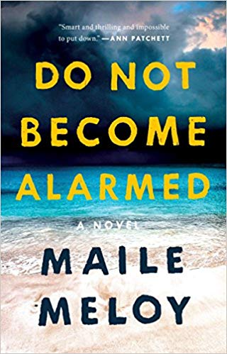 Do Not Become Alarmed - Cruise, Ship, and Sailing Novels