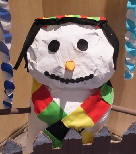 Kids Club Snowman