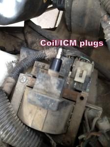 Coil ICM connectors