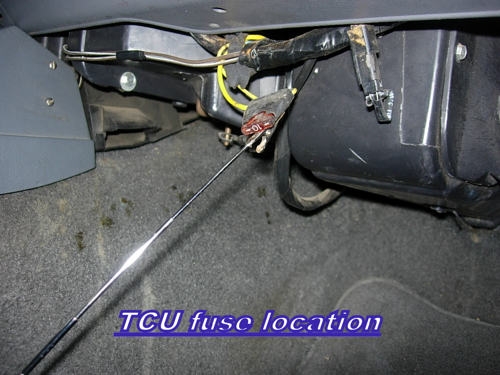 Cruisers Mostly Renix Tips Cruiser54 Page 3 Cigarette Lighter Wiring Plug Jeep Cherokee Forum Over Near The Transmission Dipstick Tube Are 2 Rather Large Connectors One Is Black And Goes To Nss Gray Connector