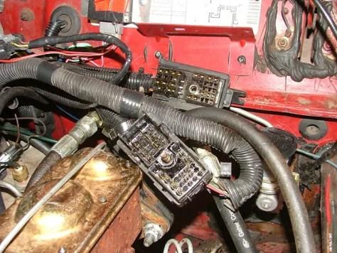 C101 connector
