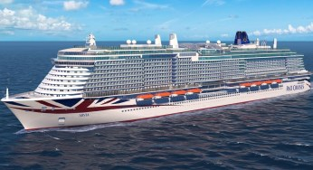 P&O Cruises unveils the name of its new ship: Arvia
