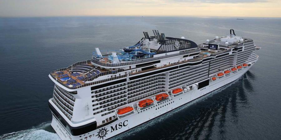 MSC Cruises intends to return to Greece for Easter