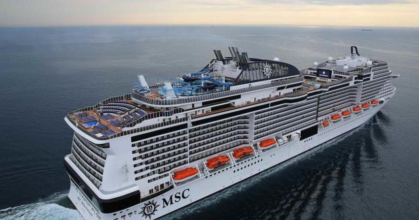 msc try to sail on greece with msc grandiosa