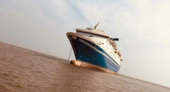 Cruise ships scrapped in India, scandal erupts in Great Britain