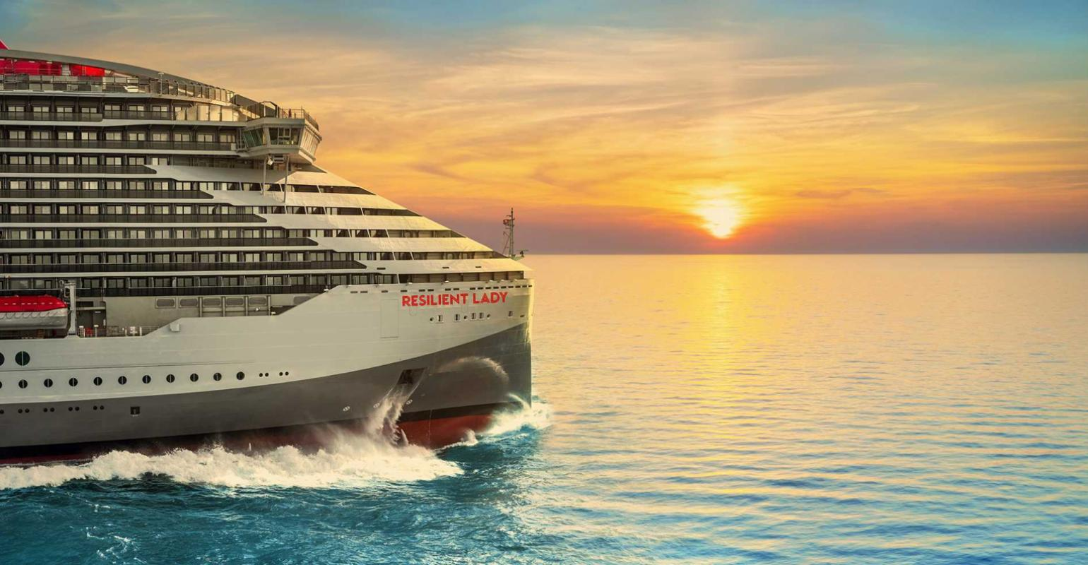 Virgin Voyages Announces Third Ship: Resilient Lady, To Debut From Greece