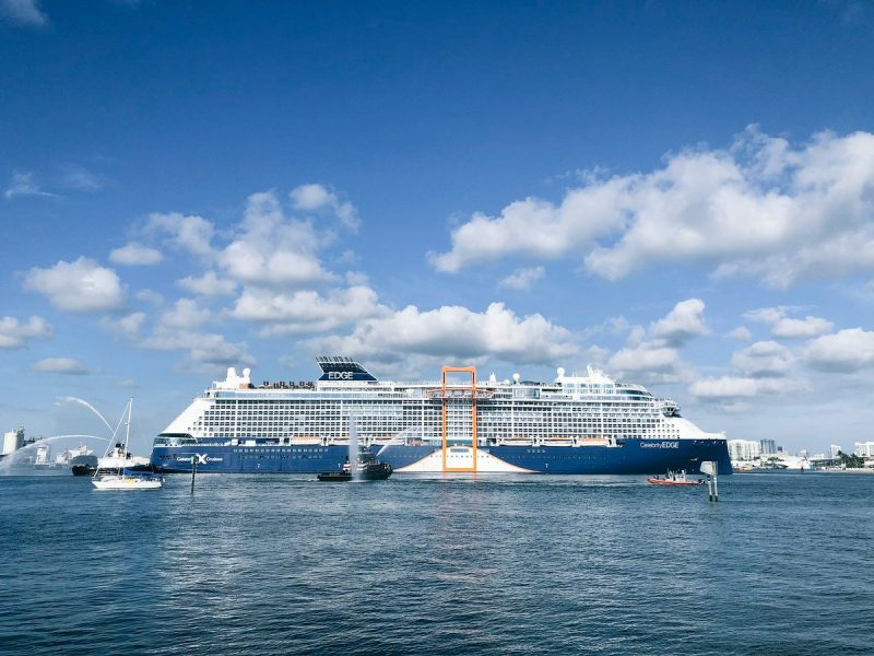 Celebrity Edge sets sail from Port Everglades this Saturday