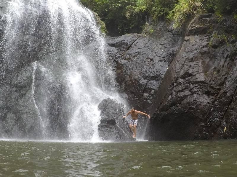 Vuadomo Waterfall