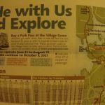 Island Explorer local hop on hop off bus timetable