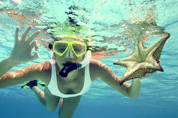 St. Martin snorkeling