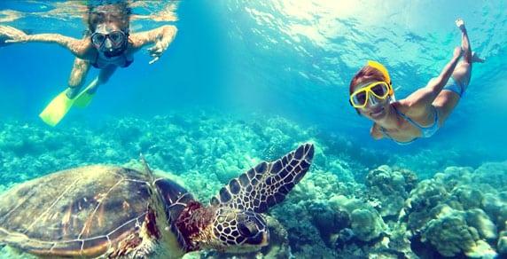 St. Thomas snorkeling