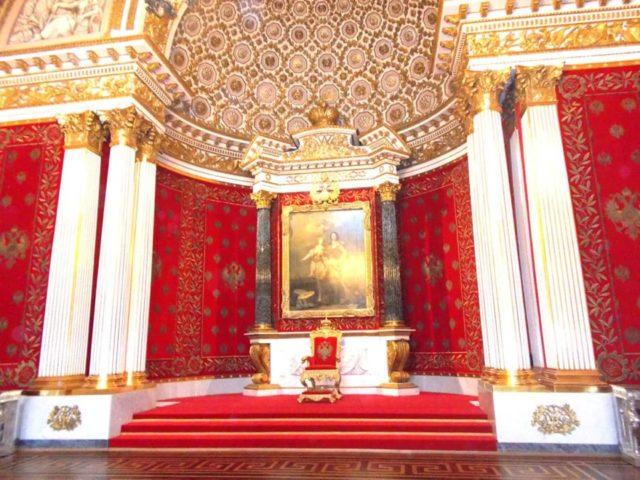 Hermitage Museum interior