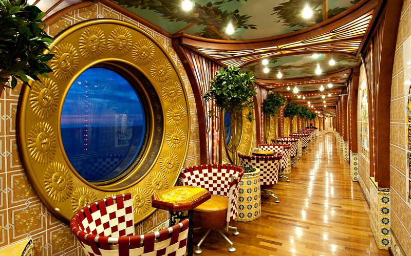 Pride Cruise Carnival Ship Information