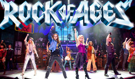 NCL entertainment Rock of Ages