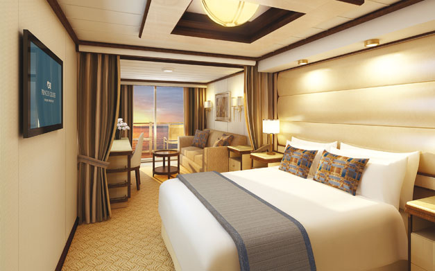 Princess Cruise Ships With 2 Bedroom Suites