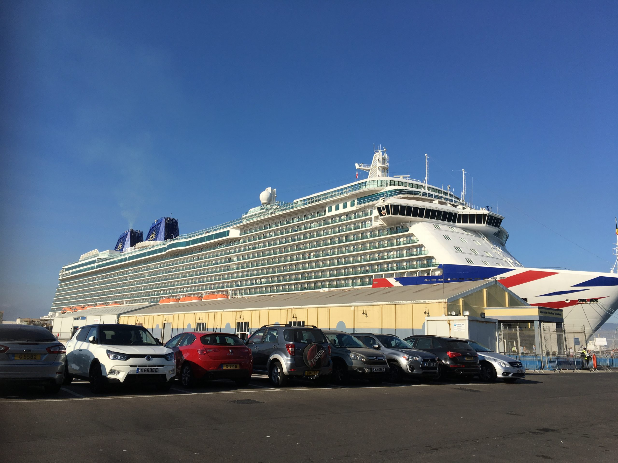 Britannia Cruise Ship full
