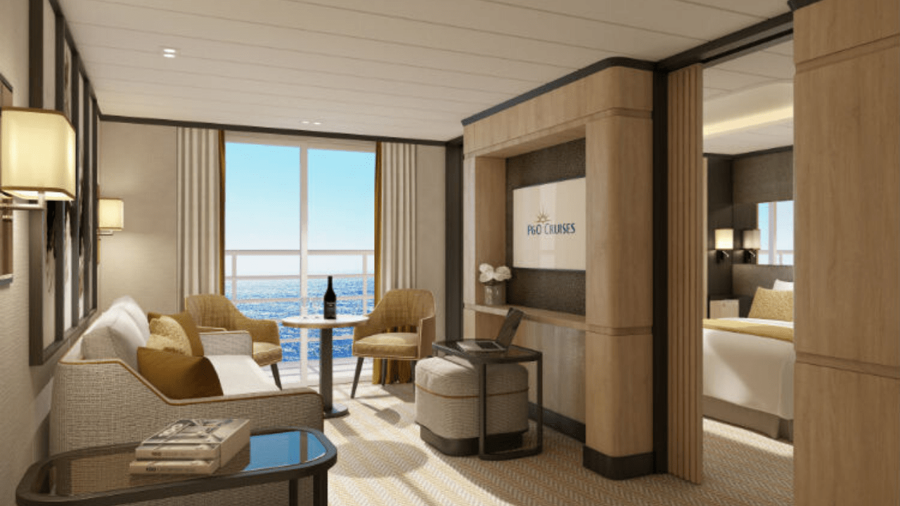 P&O Cruises Iona Suites