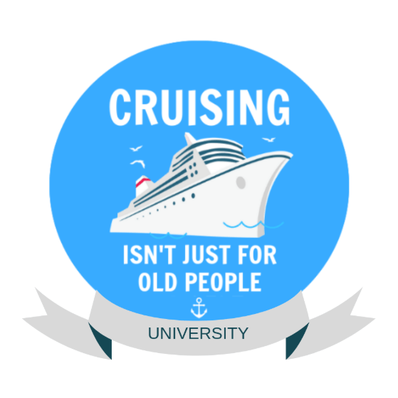 cruising isnt just for old people university logo