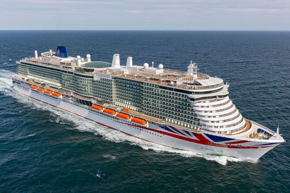 P&O Cruises IONA