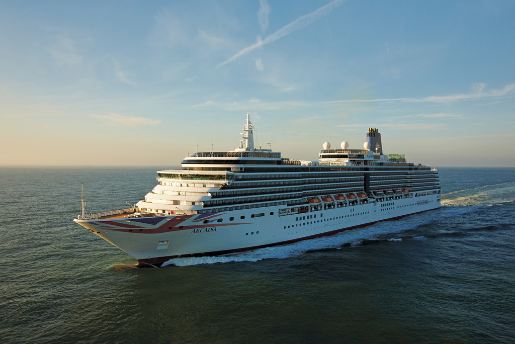 Arcadia P&O cruises