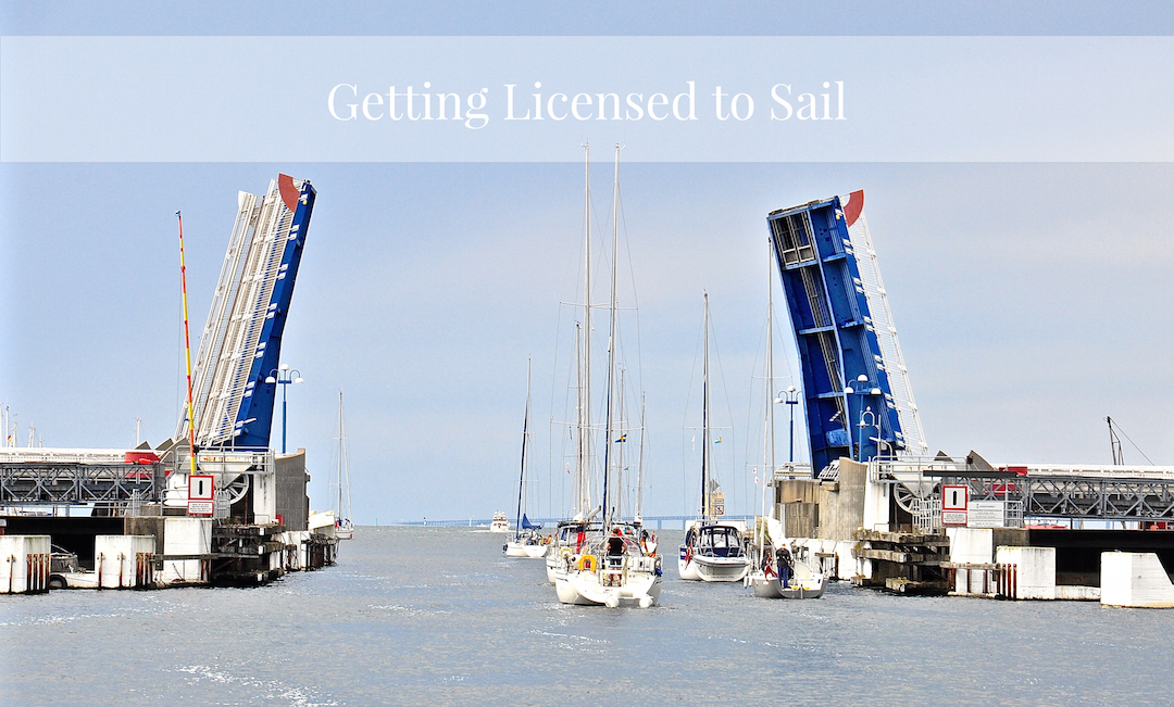Getting Licensed To Sail. Cruising Attitude Sailing Blog - Discovery 55