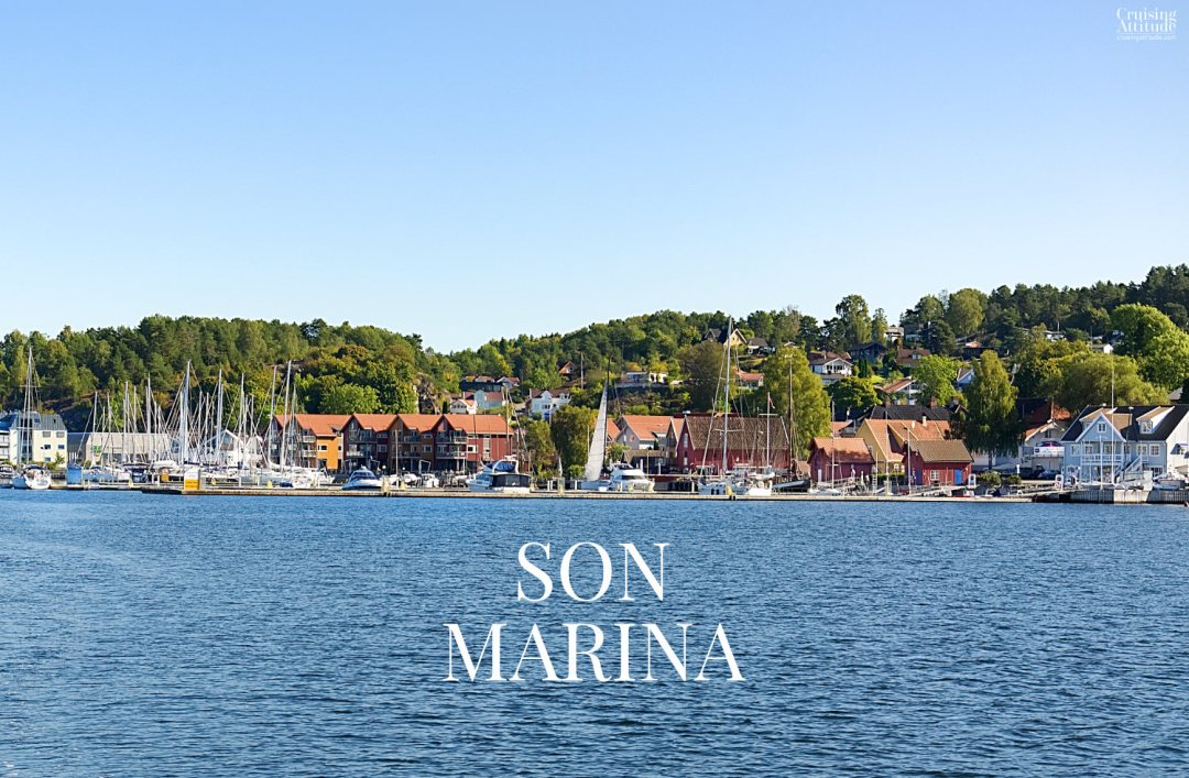 Sailing the Oslofjord - Son Marina | Cruising Attitude Sailing Blog | Discovery 55