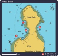 Nusa Ende Anchorage