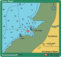 Scar Reef Anchorage
