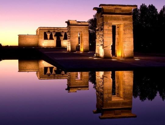Madrid Centro - El Templo de Debod
