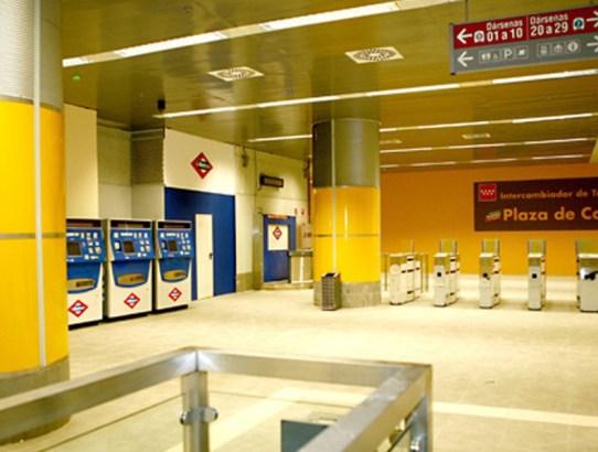 Madrid Centro - Intercambiador Plaza de Castilla
