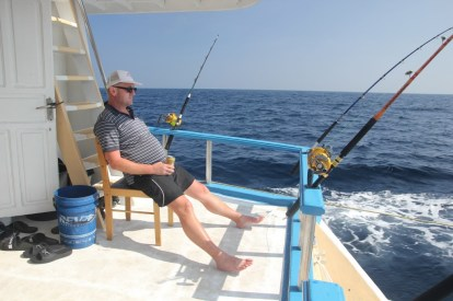 safari boat fishing holidays