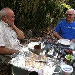 Ken and Lou in Lake Worth, FL