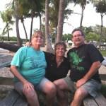 Jane, Amy and Dan
