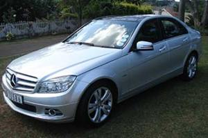 Private Vehicle Transfers in a luxury Mercedes Benz