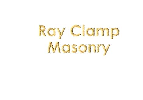 Ray Clamp Masonry