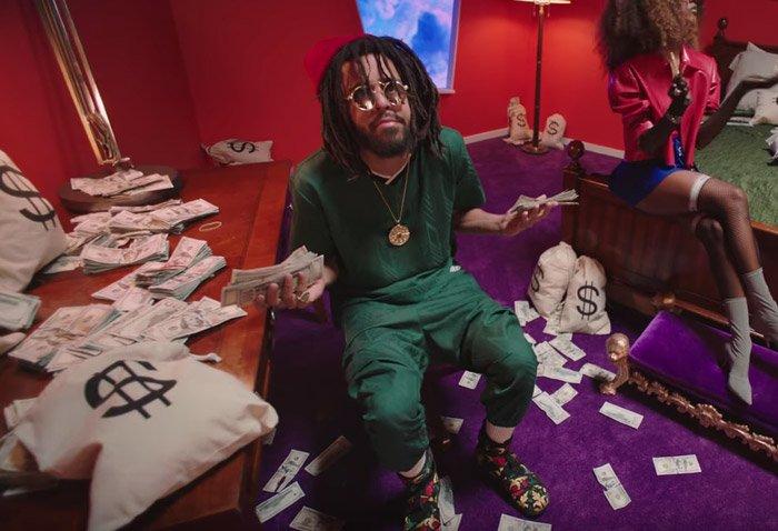 J. Cole x ATM