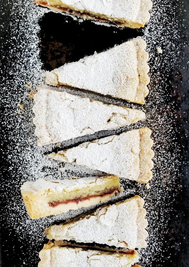 Vegan Bakewell Tart