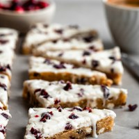 Vegan Cranberry Bliss Bars - Starbucks (Veganized!) Copycat