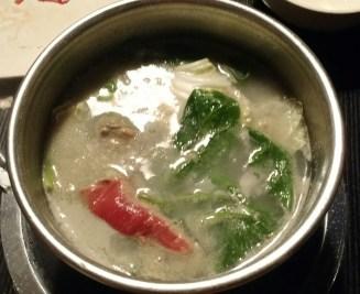 Original Broth Hot Pot at 99 Favor Taste