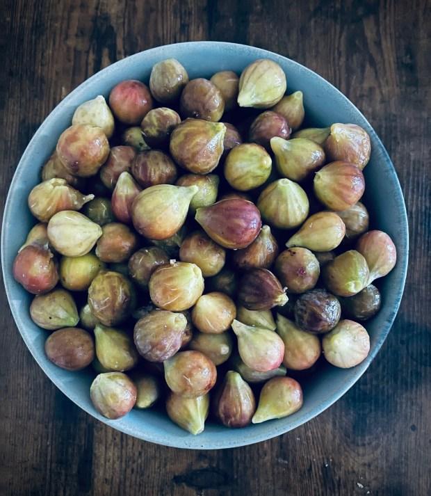 ripe celeste figs