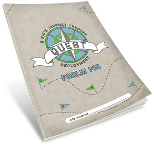 Quest: A Kid's Jouney Through Deployment