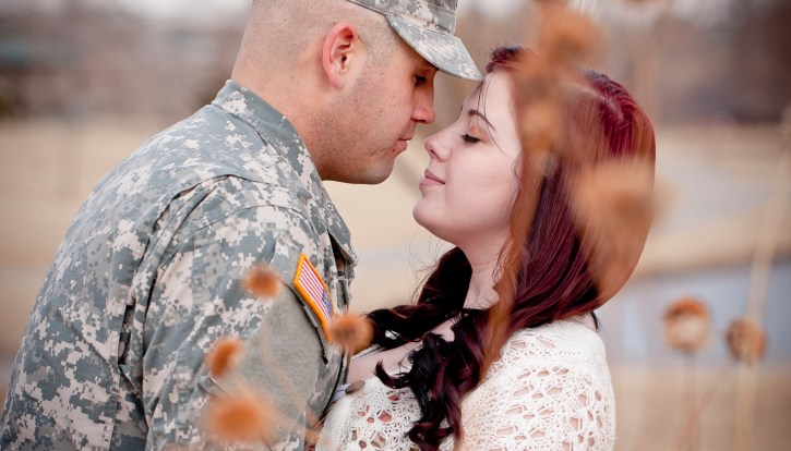 Featured Image for Building Strong Military Marriages