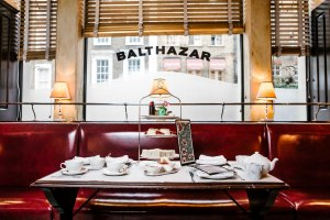 Matthew Williamson X Balthazar Afternoon Tea 3